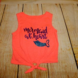 mermaid @ heart